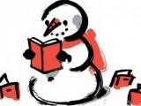 Snowman reading web ready