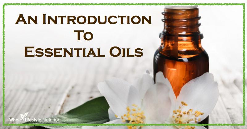 intro to oils
