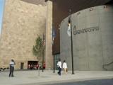 File photo of the Freedom Center in Cincinnati