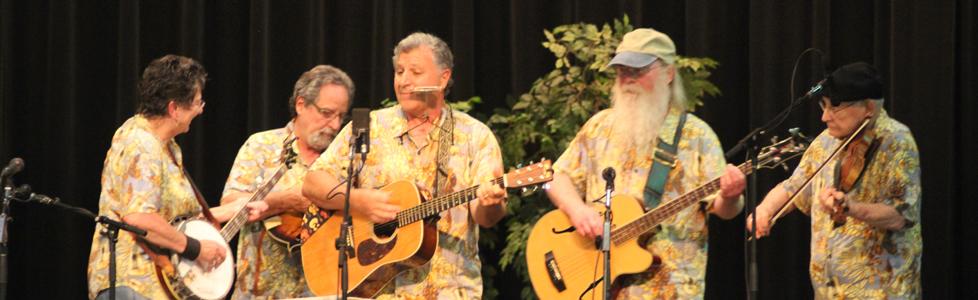 bluegrass feature